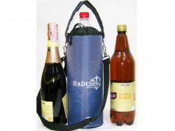Термосумка для пляшки до 2 літра кол.сірий ТМHaDeSeY