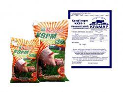 Комбікорм для кролів з трав.мукою (дорослі)/гранула КК 92-2 5кг ТМКРАМАР