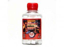 Сухе паливо в пластику (60 гранул) ТМРемпласт