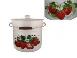 Відро ем. з кришкою 12л/2 Лісова ягода (I1224/2) ТМIDILIA