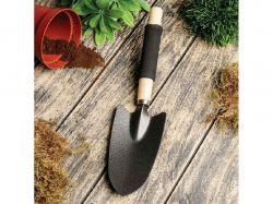 Лопата садова деревяна ручка 45-415 ТМEPOKSID PRO