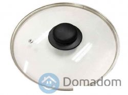 Кришка скляна діаметр 16см 29-45-006 ТМMARTEX