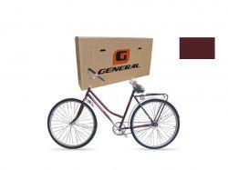 Велосипед 26 Комфорт Жіночий (бордо) ТМGENERAL