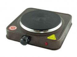 Електроплита дискова 5 режимів роботи автотермостат 1000Вт AT-1755A ТМAtlanfa