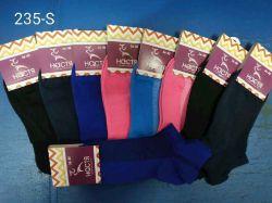 Шкарпетки жіночі спорт сітка арт. 235-s р.36-40 (12 пар/уп) ТМНАСТЯ
