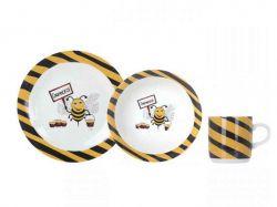 Набір посуду дитячий 3 предмети С145 П00923 ТМДАНКО