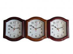 Годинник настінний SI-983 (в асортименті) ТМSIRIUS