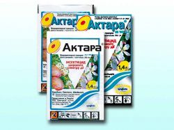 Препарат АКТАРА 1,4г (2шт в спайці) ТМSYNGENTA