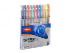 Набір ручок гелевих PG-811 10 кол. ТМPIANO