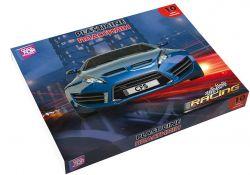 Пластилін Racing, 10 кольорів, 200г картон CF60205 ТМCFS