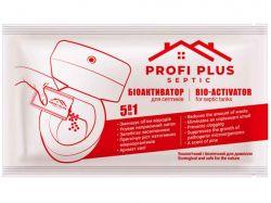 Біоактиватор- септик 5в 1 Для септиків 25 г ТМProfi Plus