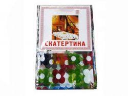 Скатертина силіконова, 137х183см (арт.71-122-040) ТМОСЕЛЯ