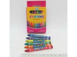 Крейда воскова Crayons 6 кольорів 8496-6 ТМКИТАЙ