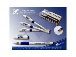 Ручка гелева синій Tianjiao (12шт) 513---bl ТМКИТАЙ