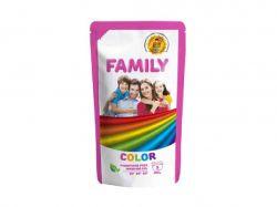 Гель для прання Для кольорових речей 200мл (DOYPACK) ТМFAMILY