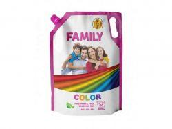 Гель для прання Для кольорових речей 2л (DOYPACK) ТМFAMILY