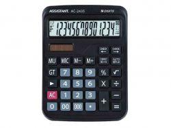 Калькулятор ASSISTANT 14р 178х131х38мм AC-2435 18055 ТМУКРАЇНА