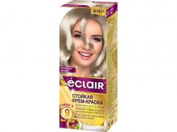 Фарба для волосся 111 Платиновий блондин (з олією OMEGA 9) ТМEclair
