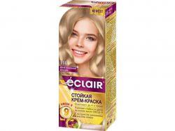 Фарба для волосся 116 Яскравий попелястий блондин (з олією OMEGA 9) ТМEclair