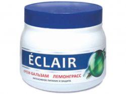 Крем-бальзам 500мл Лемонграс (інтенсивне харчування і захист) ТМEclair