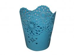 Склянка ажур блакитна 2209 ТМCHINA