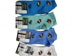 Шкарпетки жіночі Кактус р.36-40 (12пар/уп) ТМКлевер
