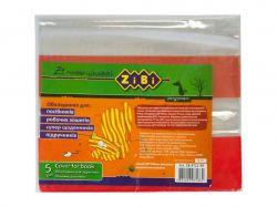 Обкладинка для підручника 240*420мм, PVC ZB.4721-99 (5шт/уп) ТМZIBI