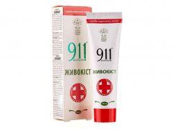 Бальзам 911 Живокіст 100мл ТМGreen Pharm