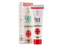 Бальзам 911Окопник 100мл ТМGreen Pharm