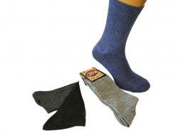 Шкарпетки чоловічі високі р.41-46 (12пар/уп) 252s-070 в асортименті ТМПотап
