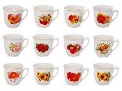 Чашка 220мл Квіти (2) (72) 212 ТМSNT