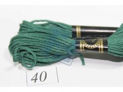 Муліне однотонне (поштучно) 8м 40 (958) ТМCHINA