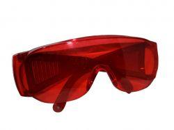Окуляри захисні червоний 7903 ТМHT TOOLS