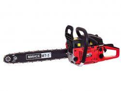 Бензопила MCS-6500 (2 шини 2 ланцюги) 0,5л масла у подарунок ТМMINSK MT-3