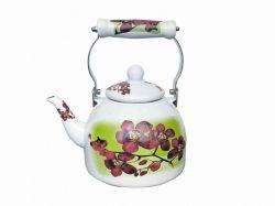 Чайник 2л керамічна ручка 40L 00081061 ТМZAUBERG