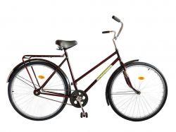 Велосипед 28 Україна Жіночій (червоний) ТМАМБАР