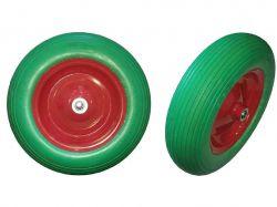 Колесо для тачки поліуретан 3.50-8 (365/85мм) арт.100976 ТМFORTUNE