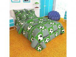 Комплект п/б дитячий дошкільний арт.N-7282-green (ранфорс) ТМБЕЛОРУССКИЕ ТКАНИ