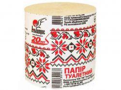 Папір туалетний СБО рулон 180 (16 шт)ТМАльбатрос