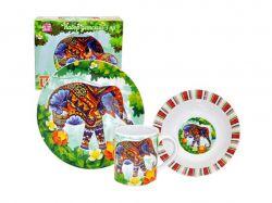 Набір дитячий 3 предмети Індія арт.5140 ТМSNT