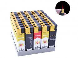 Запальничка пластикова (турбо полумя) Пачка Цигарок №111-23 ТМSunOPT