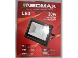Прожектор світлодіодний арт.NX30S ТМNeomax