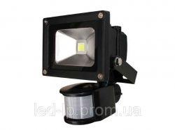 Прожектор світлодіодний з датчиком руху арт.NXS10S ТМNeomax