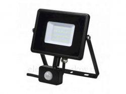 Прожектор світлодіодний з датчиком руху арт.SMBM20S ТМEcolux