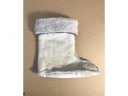 Вставка для чобіт жіноча, штучне хутро 36-38р. ТМGALERA