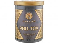 Маска-крем HAIR PRO-TOX 1л ТМDALLAS