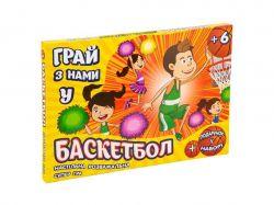Гра 30206 (у) Баскетбол, в коробці 37х25,5х2см ТМSTRATEG