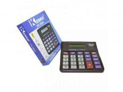 Калькулятор 8 цифр 1AG10 1 колір №PS-268A 2,5х11,5х12,4см 00612 ТМКИТАЙ