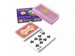 Карти №ВН801 пластик Lotus 25мкр ТМКИТАЙ
