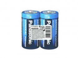 Батарейка R 14 в спайке 1х2шт ТМPANASONIC